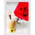 startin' off my day with my 1st (currently averaging 6 a day) coffee. What's that? A… ROSE?! #seewhatididthere #rosehathaway #press'nstuff #vampireacademy #feb7 #vamovie